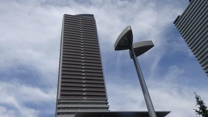 岐阜シティ・タワー43の外観写真