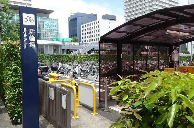岐阜駅北口自転車整理場の写真2