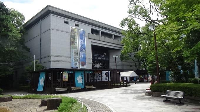 岐阜公園の大河ドラマ館の写真