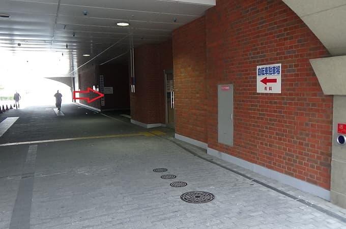 岐阜駅西自転車駐車場の写真