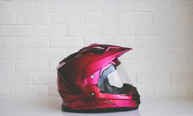 フルフェイスヘルメットのアイキャッチ画像