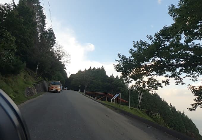 池田山の展望スポットの写真
