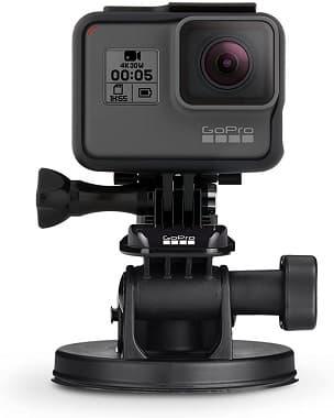 GoProのマウントの画像