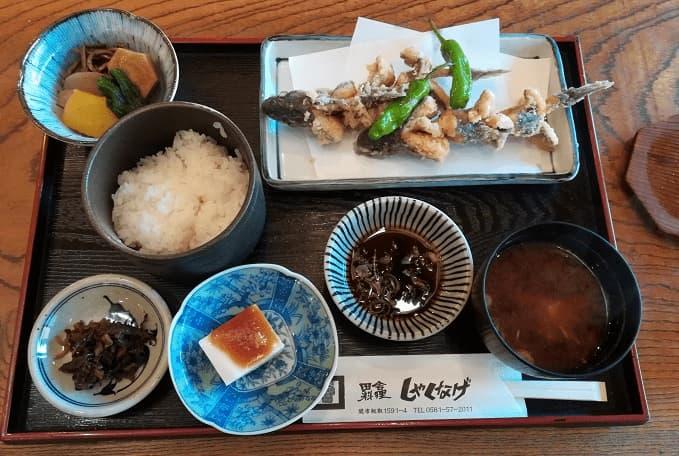関市のお食事処しゃくなげの写真