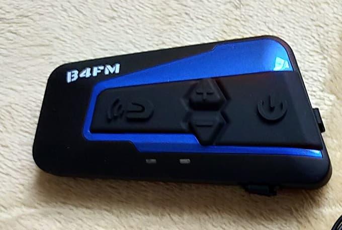 LX-B4FMの本体の写真