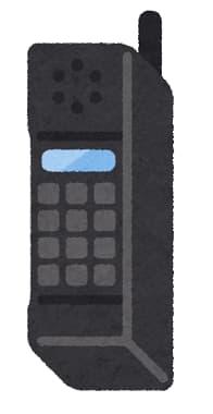 通信機器のイラスト