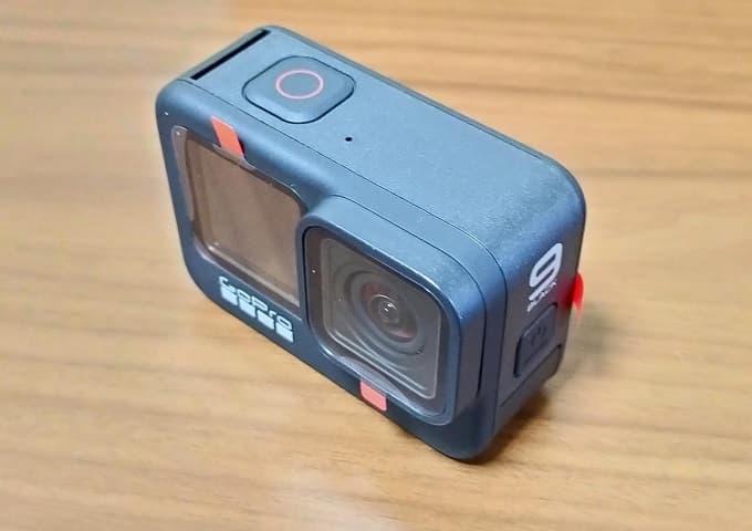 GoPro HERO9 Blackの写真