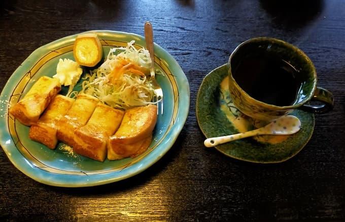 岐阜羽島市にあるモーニングがおすすめの「恵時尊(えじそん)」のモーニング写真