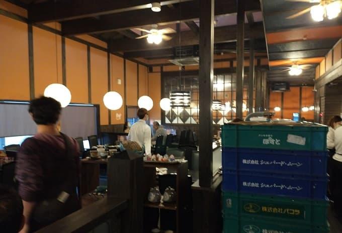 岐阜羽島市にあるモーニングがおすすめの「恵時尊(えじそん)」の店内写真