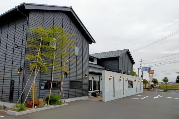 岐阜羽島市にあるモーニングがおすすめの「恵時尊(えじそん)」の外観写真