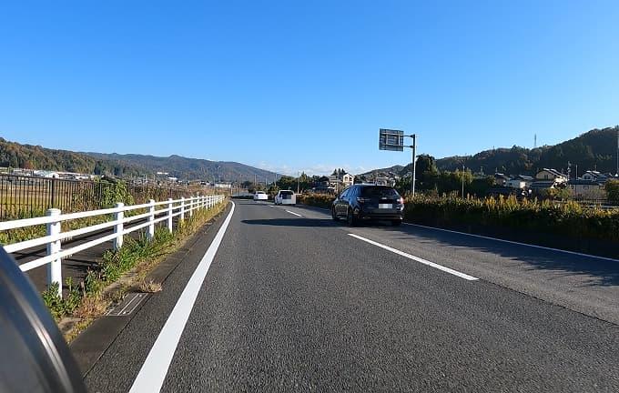 国道19号線の写真