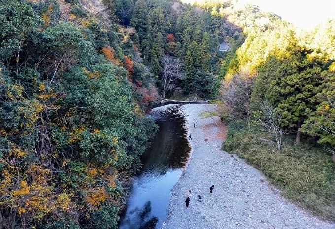 多良峡の写真