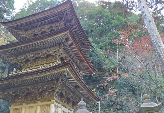 横蔵寺の写真